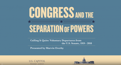 Overby Capitol Lecture