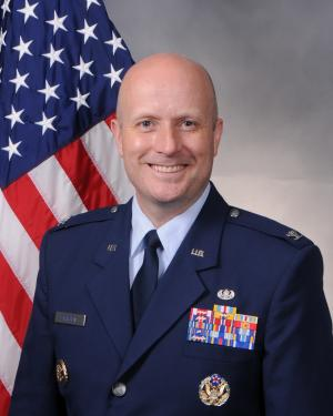 Military photo of Bryan Watson
