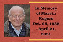 Photo of Marvin Rogers