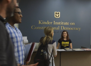 Students at The Kinder Institute